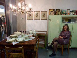 matriarca vintage shop vetrina