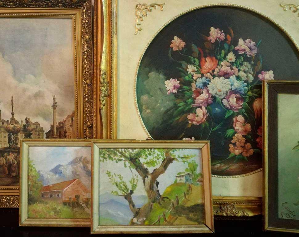 quadro-antico-oliopittura-vintage